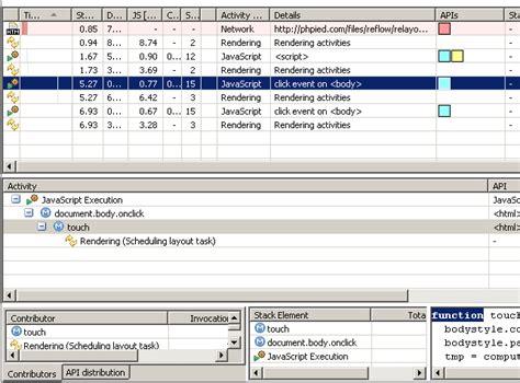 javascript reflow layout performance calendar 187 rendering repaint reflow relayout