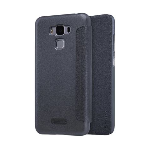 Casing Untuk Zenfone 3 Max Zc520kl In Were All Custom jual nillkin sparkle leather flip cover casing for asus zenfone 3 max 5 5 zc553kl hitam