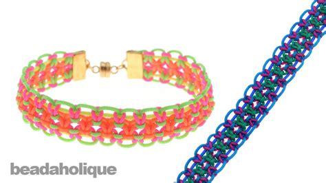 Make Macram Cord Bracelet Patterns Home - how to make a knotting cord macrame bracelet