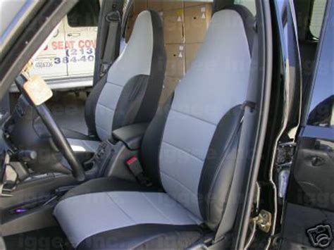 Jeep Liberty Seat Covers 2005 Jeep Liberty Sport 2002 2010 Iggee S Leather Custom Fit