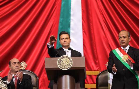gobierno del estado de poder ejecutivo ceremonia de transmisi 243 n del poder ejecutivo federal de