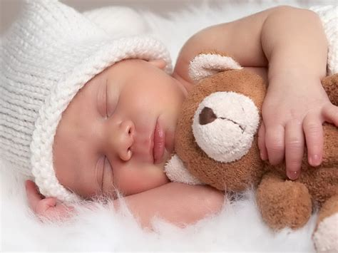 sleeping baby desktop wallpapers 1400x1050