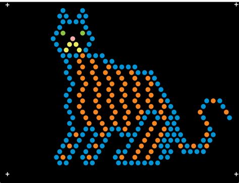 lite brite templates lite brite refills animal theme pack