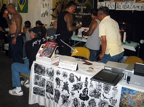 tattoo expo cow palace k a b l a g sabong tattoo at the cow palace
