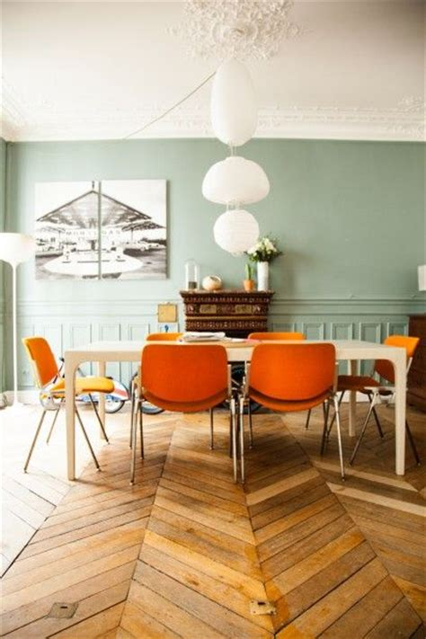 orange dining rooms best 25 orange dining room ideas on pinterest