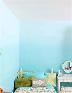 Painting Techniques For Walls Color Washing - 145th power of paint party ombre bedroom wall tutorial domestically speaking