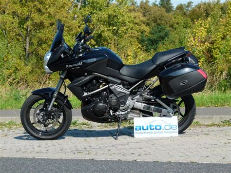 Mobile Tourer Motorrad by Test Kawasaki Versys Tourer Abs Allrounderin Mit
