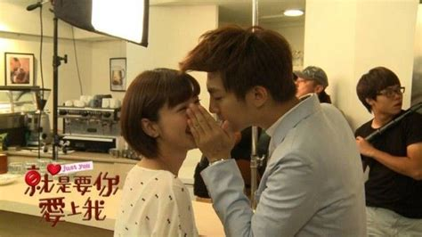 aaron yan and puff guo news 2015 aron and puff images frompo