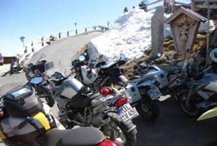 Motorrad Tour Zum Wolfgangsee by Motorradtouren In Zell Am See Salzburger Land