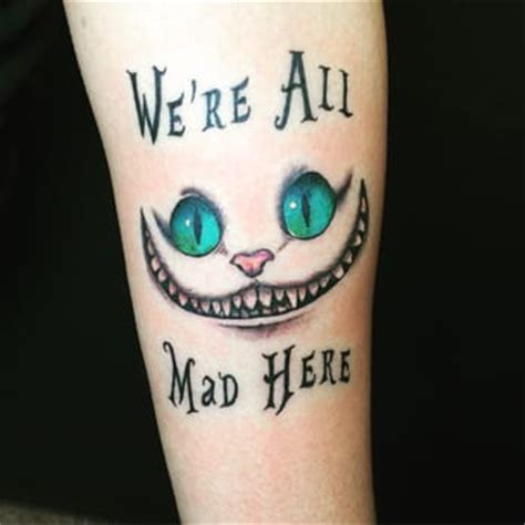 we re all mad here tattoos leathernecks 63 photos 25 reviews