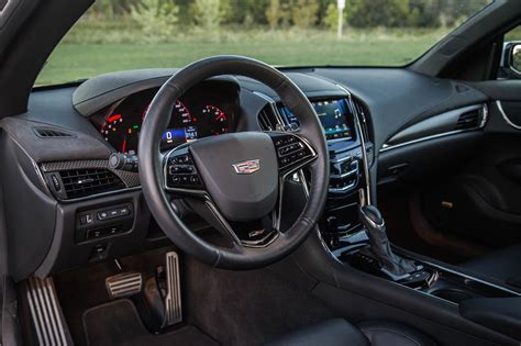 Cadillac Ats Interior Dimensions by Exhaust Notes 2016 Cadillac Ats V Canadian Auto Review