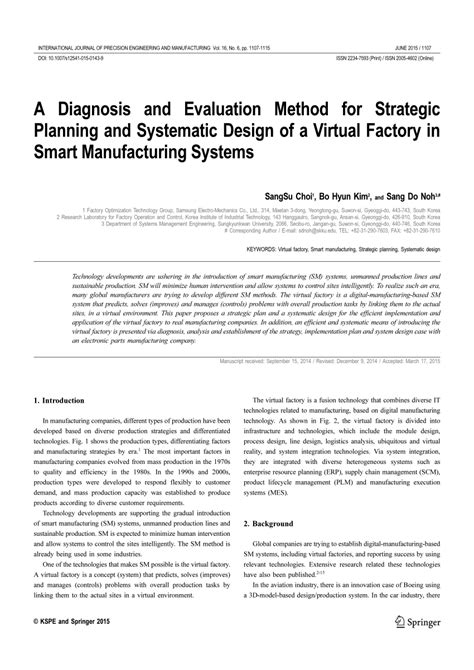 strategic design research journal unisinos a diagnosis and evaluation method for pdf download