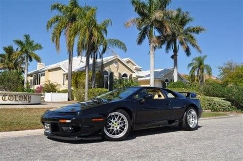 how to sell used cars 2002 lotus esprit parking system sell used 2002 lotus esprit coupe 25th anniversary alpine sound glass roof only 100 made in