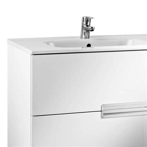 roca bathroom vanity units roca n drawer vanity unit uk