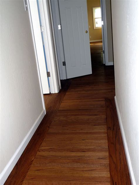 show me your hardwood floors   specifically where they