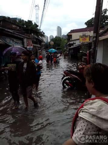 detiknews jakarta banjir ini penakan banjir di jakarta