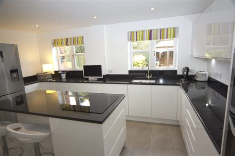 contemporary kitchen white contemporary kitchen bromsgrove kitchens