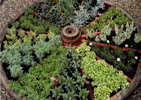 ideas for herb garden 30 herb garden ideas to spice up your life garden lovers