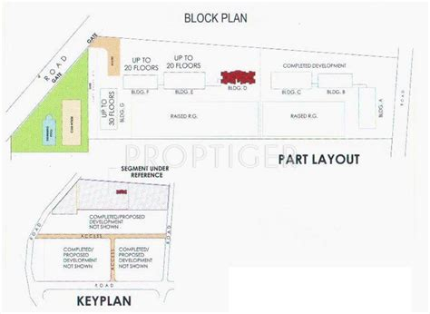 gui layout height 1540 sq ft 3 bhk 3t apartment for sale in k raheja