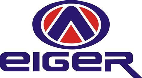 Sticker Brand Gunung Eiger Avtech logo eiger nulight creation