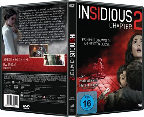 insidious film german insidious 2 dvd cover german movies box art cover by
