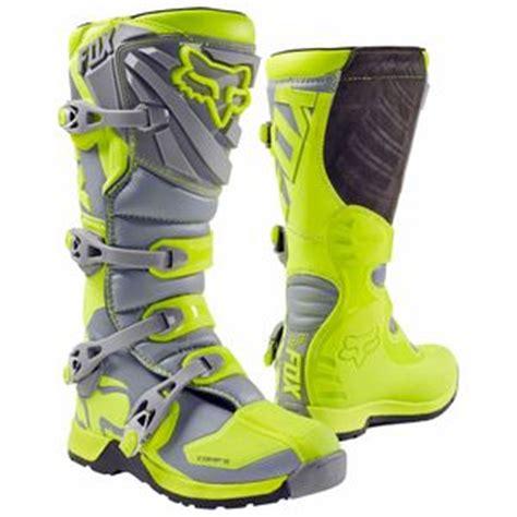 Sepatu Motocross Fox Comp 5 bottes moto cross femme homme achat chaussure motocross