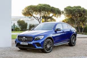 new mercedes glc coupe for those who place style
