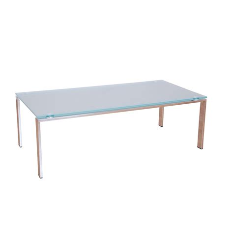 frosted glass coffee table ct500 frosted glass coffee table balmoral contracts