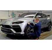 Lamborghini Urus 2018 HOW ITS DESIGNED  YouTube