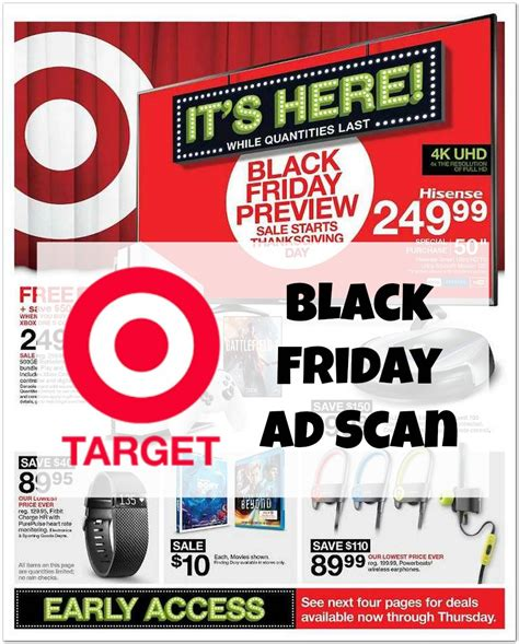 target black friday ad scan for 2016 my momma taught me