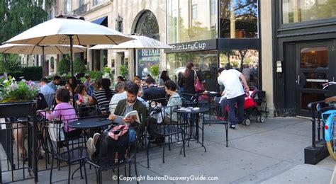 restaurants with outdoor seating nj outdoor dining in back bay boston patio restaurants