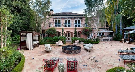 Christina Aguilera Buys Osbourne House For 11m Hopes To Sell For 13m Feud With