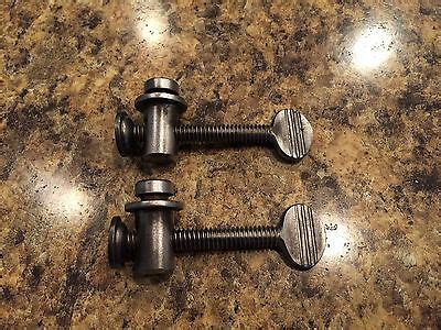 Sears Craftsman Radial Arm Saw 113 Table Clamp Set Bolt On