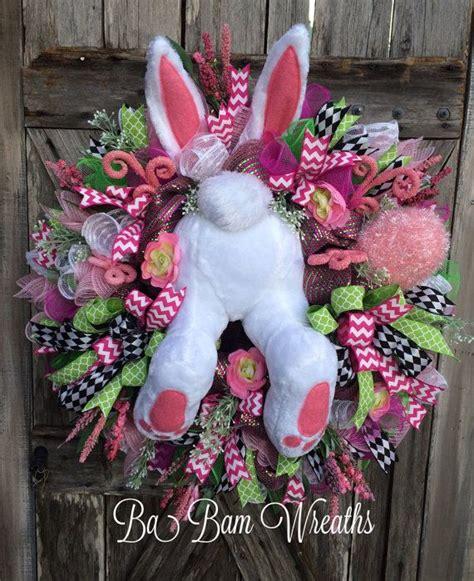 easter wreath best 25 easter wreaths ideas on easter ideas