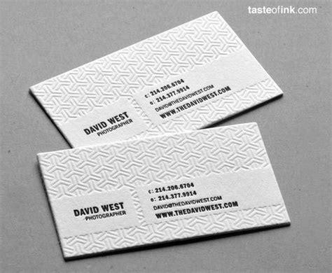 desain kartu nama photographer 60 contoh desain kartu nama dengan cetak emboss