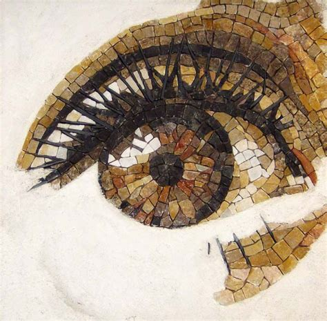 mosaic pattern in eye 437 best mosaic people images on pinterest african women