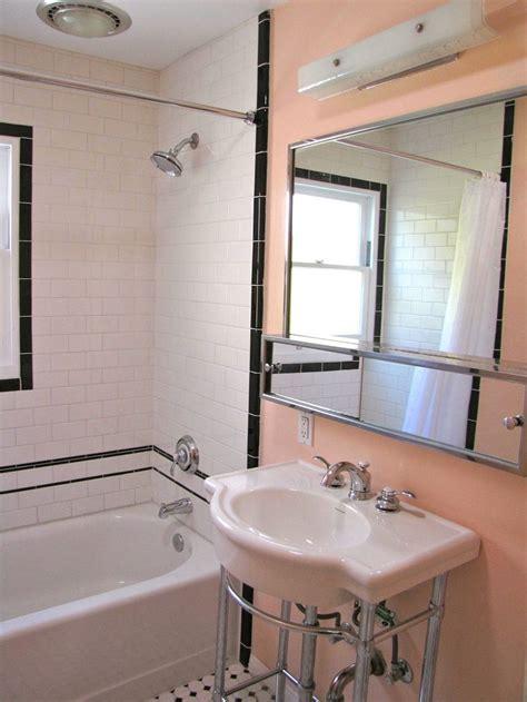 1950 Bathroom Remodel by Best 25 1950s Bathroom Ideas On Retro