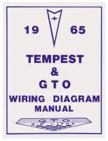 1965 gto wiring diagram manuals opgi