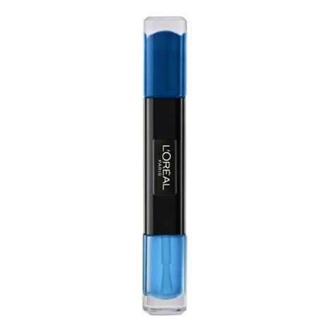 Gel Nail L by L Oreal Infallible Gel Nail Paint 133 Blue Pallet Beautifulhameshablog