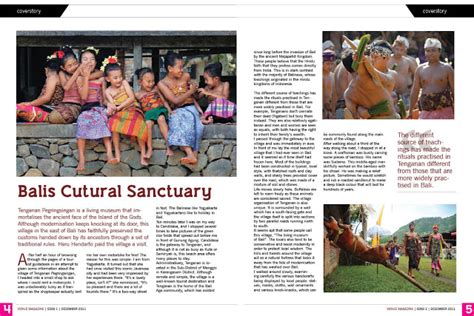 gambar layout majalah sekber pmvbi sumsel 9 membuat majalah dengan indesign cs5