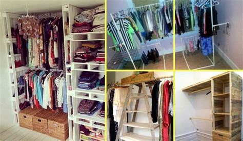 diy clothing storage low income diy closet for the clothes storage decor advisor