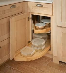 Kitchen Cabinet Blind Corner Solutions Storage Solutions Details Base Blind Corner W Wood Lazy Susan Kraftmaid Kitchen