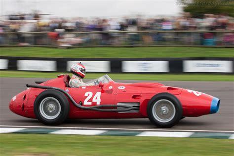 maserati 250f t2 v12 chassis 2531 2013 goodwood revival