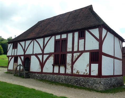 medieval house cookit gallery