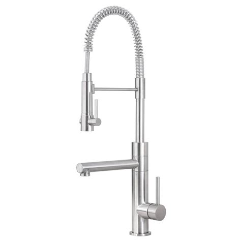 premium kitchen faucets artisan premium single handle pull sprayer kitchen