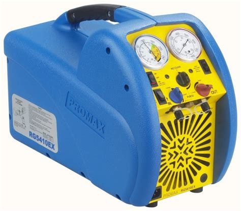 What Is A Refrigerant Recovery Machine by Promax Rg5410ex Refrigerant Recovery Machine