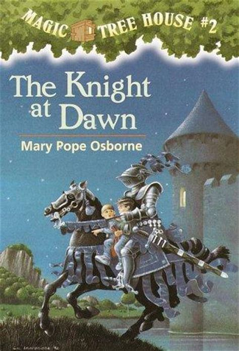 knight  dawn  magic tree house wiki wikia