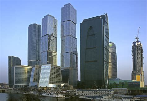 Trading Spaces by Moscow S High Rise Bohemia The International Business