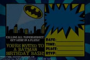 batman invitation template batman invitations card templates ideas free invitations