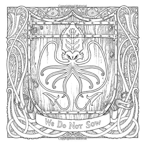 thrones colouring book canadaw 579 best images about coloring pages on dovers